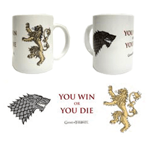 Taza Juego de Tronos - You Win Or You Die