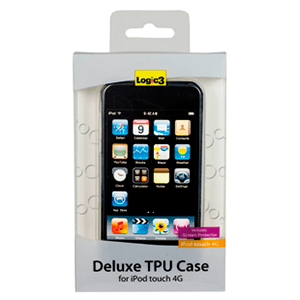 iPod Touch 4G Case Transparente