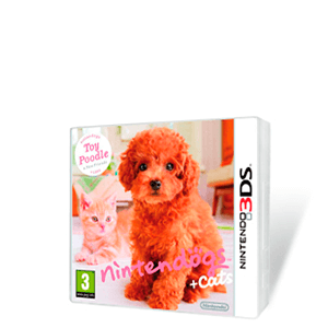 Nintendogs + Gatos: Caniche