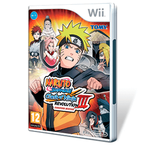 Naruto Clash of Ninja Revolution 3