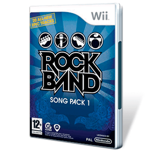 Rock Band (Pack de Canciones)