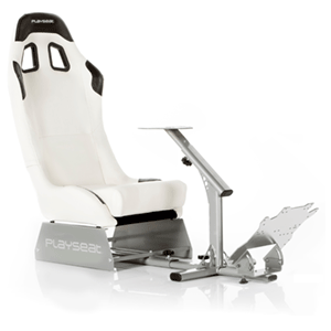 Playseat Evolution Blanco - Silla Gaming
