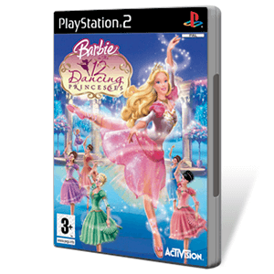 Barbie : 12 Princesas Bailarinas