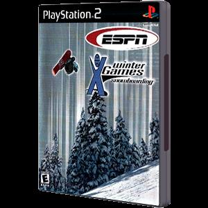ESPN WINTER X-GAMES SNOWBOARDING