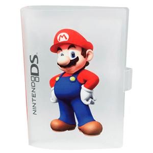 Organizador 24 Juegos Mario Licenciado Nintendo