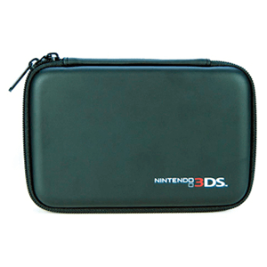 Carry Case Black Licenciado Nintendo
