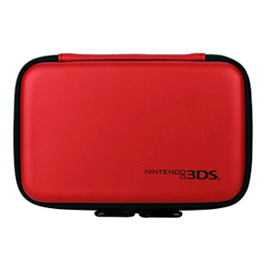 Carry Case Red Licenciado Nintendo