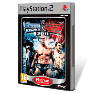 WWE Smackdown vs Raw 2011 (Platinum)