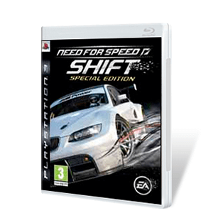 Need For Speed Shift (Edición coleccionista)