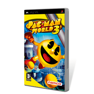 Pac- Man World 3