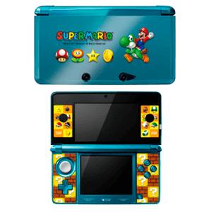 Protector + Skins Super Mario
