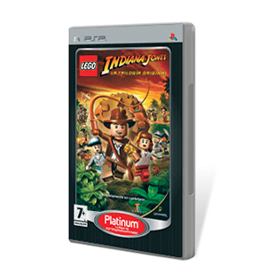Lego Indiana Jones:La Trilogía Original (Platinum)