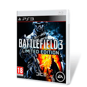 Battlefield 3 (Edición Limitada)