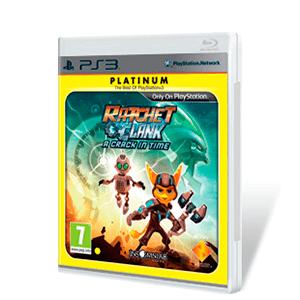 Ratchet & Clank: Atrapados en el Tiempo (Platinum)