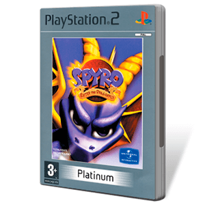 Spyro: Enter the Dragonfly (Platinum)