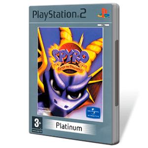 Spyro: Enter the Dragonfly (Platinum)