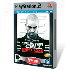 Splinter Cell: Double Agent (Platinum)