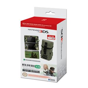 Set de Accesorios Metal Gear Solid: Snake Eater 3D