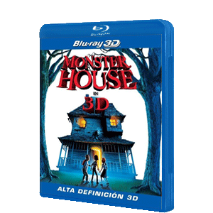 Monster House 3D (Bd)