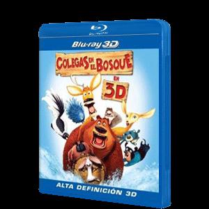 Colegas En El Bosque - 3D(Bd)
