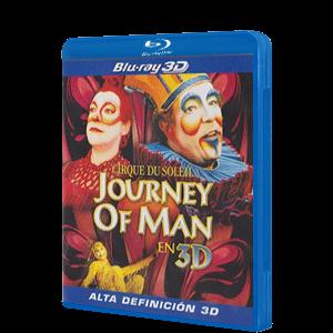Cirque Du Soleil: Journey Of Man - 3D(Bd)