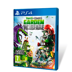Plantas Vs Zombies Playstation 4 Game Es