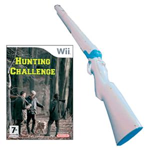 Hunting Challenge + Escopeta