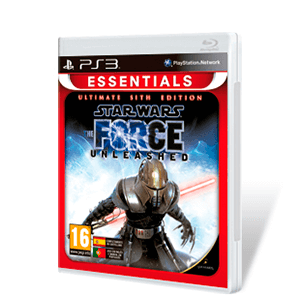 Star Wars Force Unleashed:Sith Edit Essentials