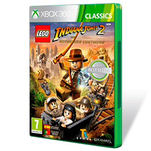 Lego Indiana Jones 2 Classics