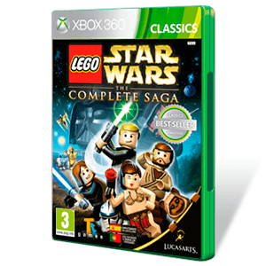 Lego Star Wars III: The Complete Saga Classics