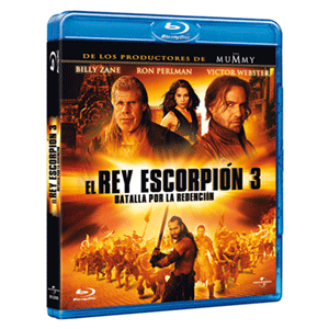 El Rey Escorpion 3