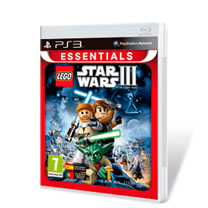 Lego Star Wars III: Clone Wars Essentials