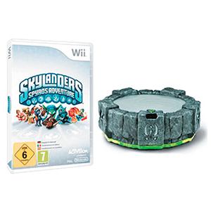 Skylanders Spyros Adventure + Portal (SA)