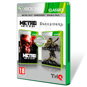 Pack Metro + Darksiders