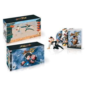 Street Fighter IV (Edición Coleccionista)