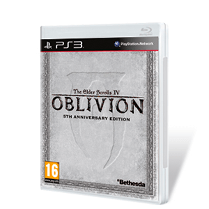 The Elder Scrolls: Oblivion 5th Anniversary