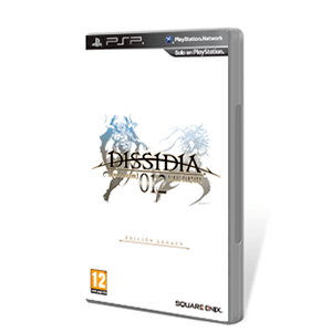 Dissidia (duodecim) 012 Final Fantasy (Ed. Esp)