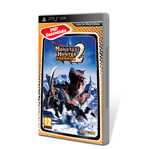 Monster Hunter Freedom 2 Essentials