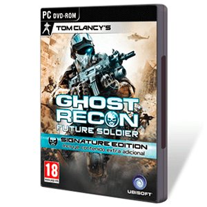 Ghost Recon Future Soldier Signature Edition