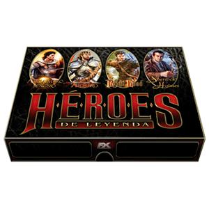 Heroes de Leyenda Deluxe
