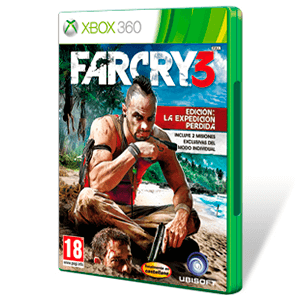 Far Cry 3 Lost Expeditions Edicion Limitada