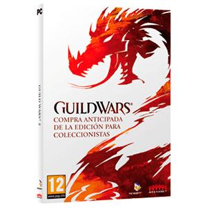 Guild Wars 2 Precompra Edicion Coleccionista