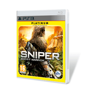Sniper Ghost Warrior Platinum