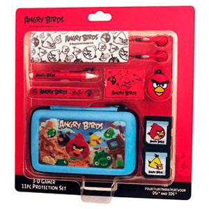 Pack 11 en 1 Angry Birds