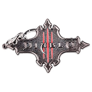 Llavero Diablo III Logo