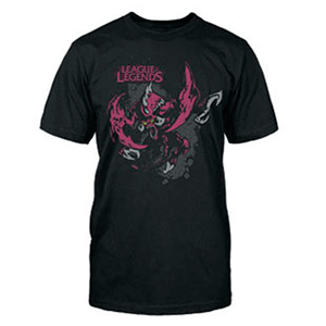 "Camiseta League of Legends ""Chogath"" Talla XL"