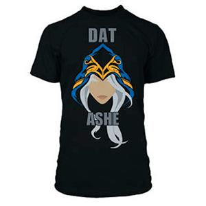 "Camiseta League of Legends ""Dat Ashe"" Talla S"