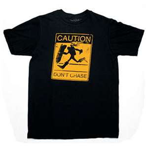 "Camiseta League of Legends ""Don´t Chase"" Talla M"