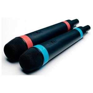 Micrófonos Inalámbricos Sony Singstar