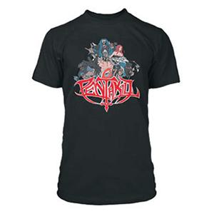"Camiseta League of Legends ""Pentakill"" Talla XL"